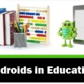 Androids in Education Tile