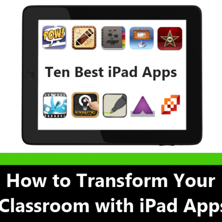 How to Transform your Classroom with iPad Apps