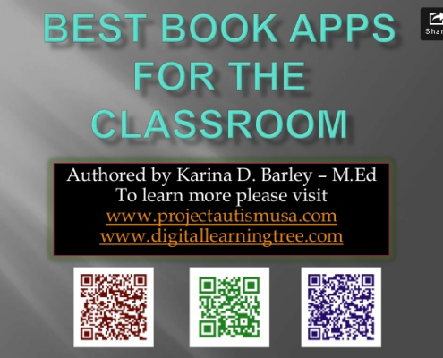 ipads in education book apps