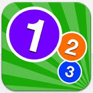 counting dots ipad app