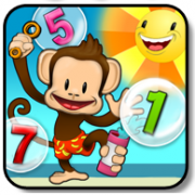 monkey math school ipad app autism
