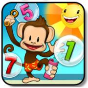 monkey math school ipad app autism