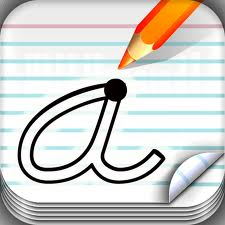 school writing ipad app autism education