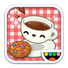 toca tea party app