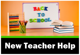 New teacher Help